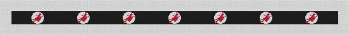 Full Moon Witch Needlepoint Belt Kit